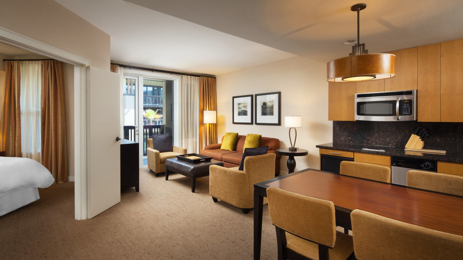 The Westin Verasa Napa Hotel - One Bedroom King Suites