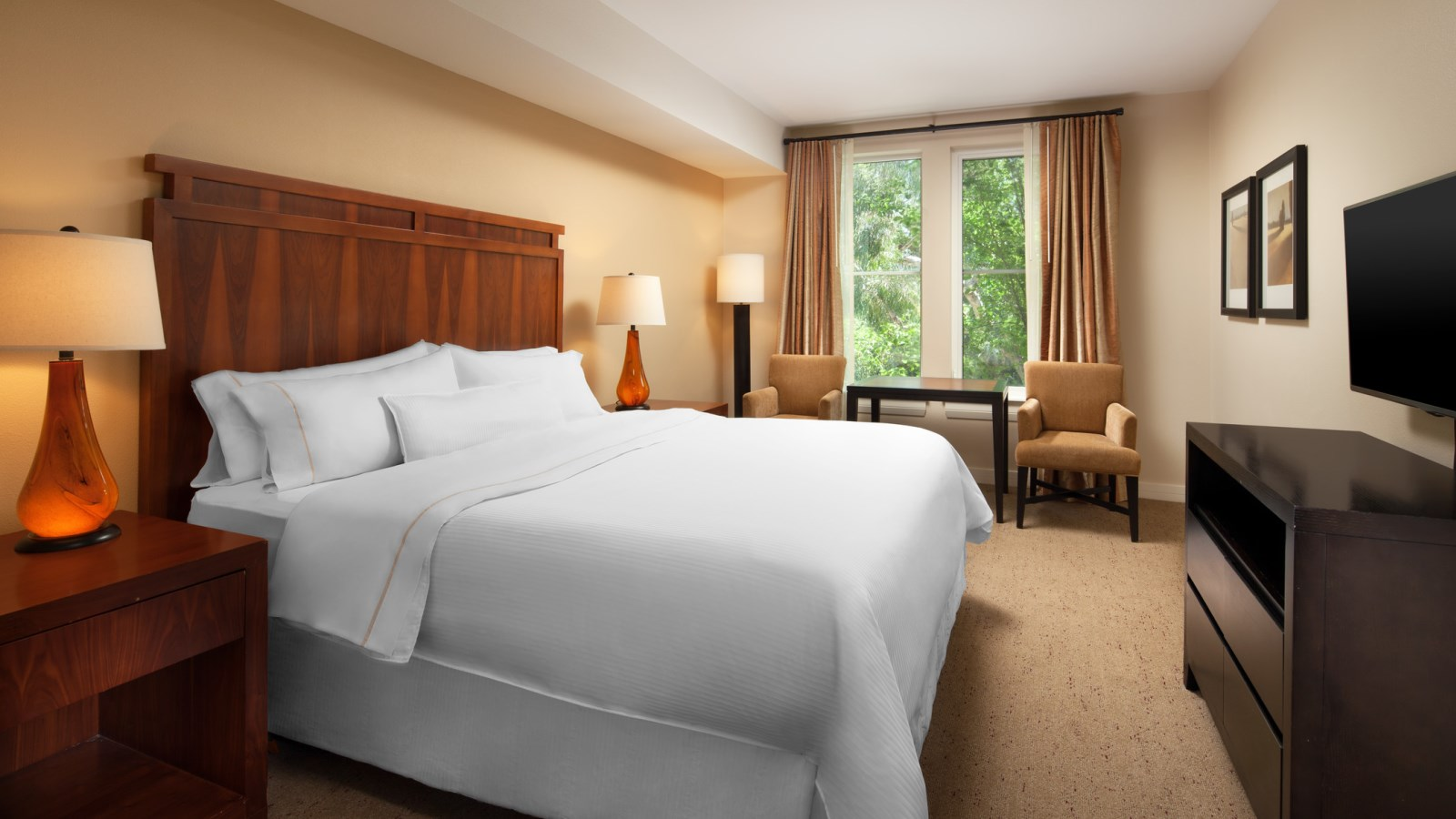 The Westin Verasa Napa Hotel - Traditional King Rooms