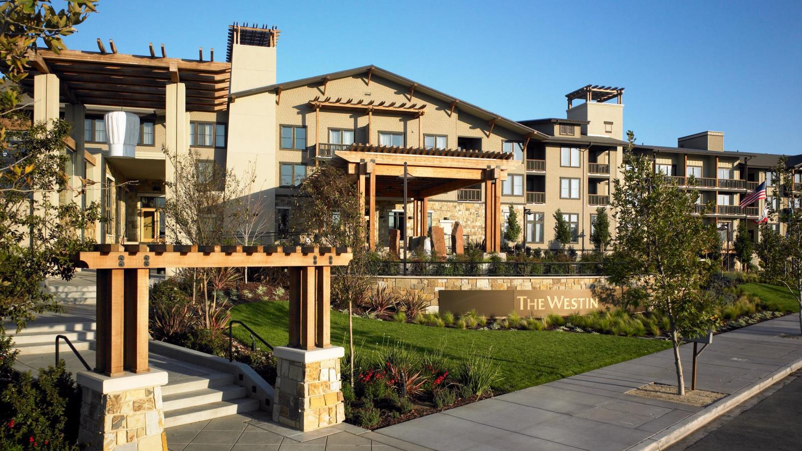 The Westin Verasa Napa invites DFV Wines associates to enjoy special rates.